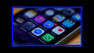 Facebook rolls out messenger app for kids