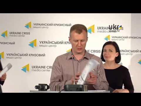 Svitlana Kononchuk,Olga Aivazovska,Denis Kovrizhenko.Ukrainian Сrisis Media Center. June 1, 2014