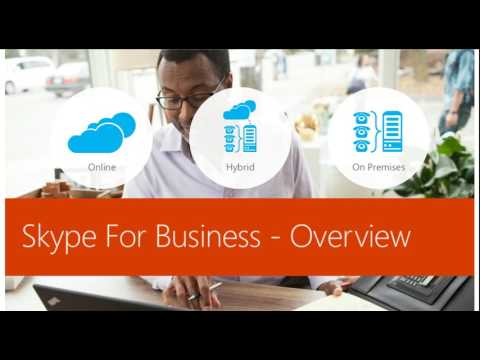 Skype for Business Online in Healthcare, Universal Communications