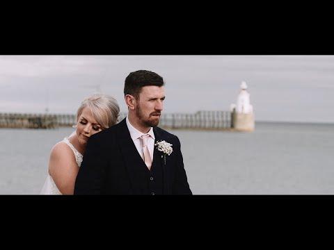Bethany & Chris - The Three Horseshoes Northumberland - Essex Wedding Videographer