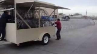 Razor Wire Rapid Deployment System