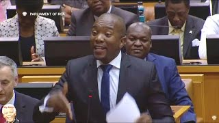 Repeat youtube video Mmusi Maimane vs Jacob Zuma On Corruption And Brian Molefe
