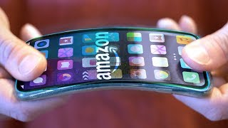 Amazon A1 - Worlds First Bendable Phone