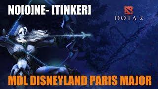 No[o]ne- [Tinker] | 9-1 K-D | MDL Disneyland Paris Major | Virtus.pro vs Gambit Esports
