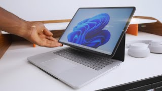 Surface Laptop Studio Impressions: Windows 11 With a Twist!