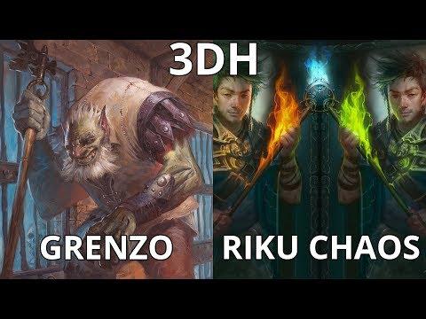 3DH - Grenzo,