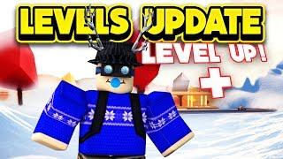 NEW LEVELING SYSTEM NEXT UPDATE! (ROBLOX Jailbreak)