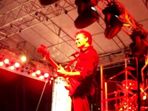 taste of pinellas back stage/ travis tritt band