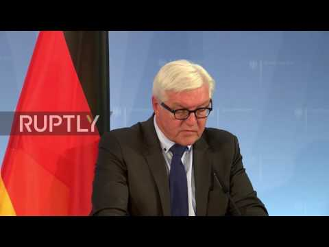 Germany: Steinmeier in contact with Russia for stronger Ukraine ceasefire