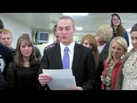 Michael Goodman's Mission Call