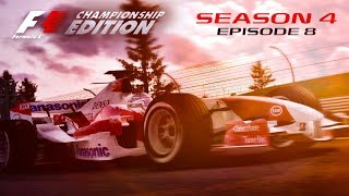 FIGHTING AT THE FRONT - F1 2006 Career Mode S4 Part 8