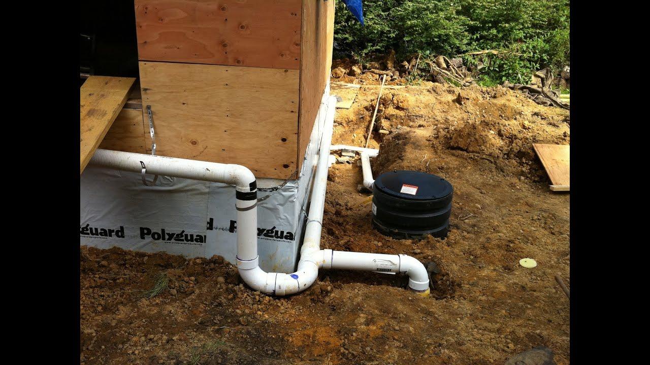 Rain Cistern Lawn plant garden watering Zero Energy/No utility power ...