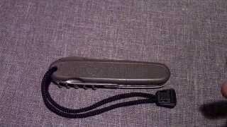 Оригинальный нож немецкой армии Bundeswehr Messer(, 2013-12-11T20:52:30.000Z)