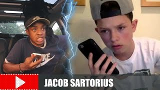 so i prank called jacob sartorius