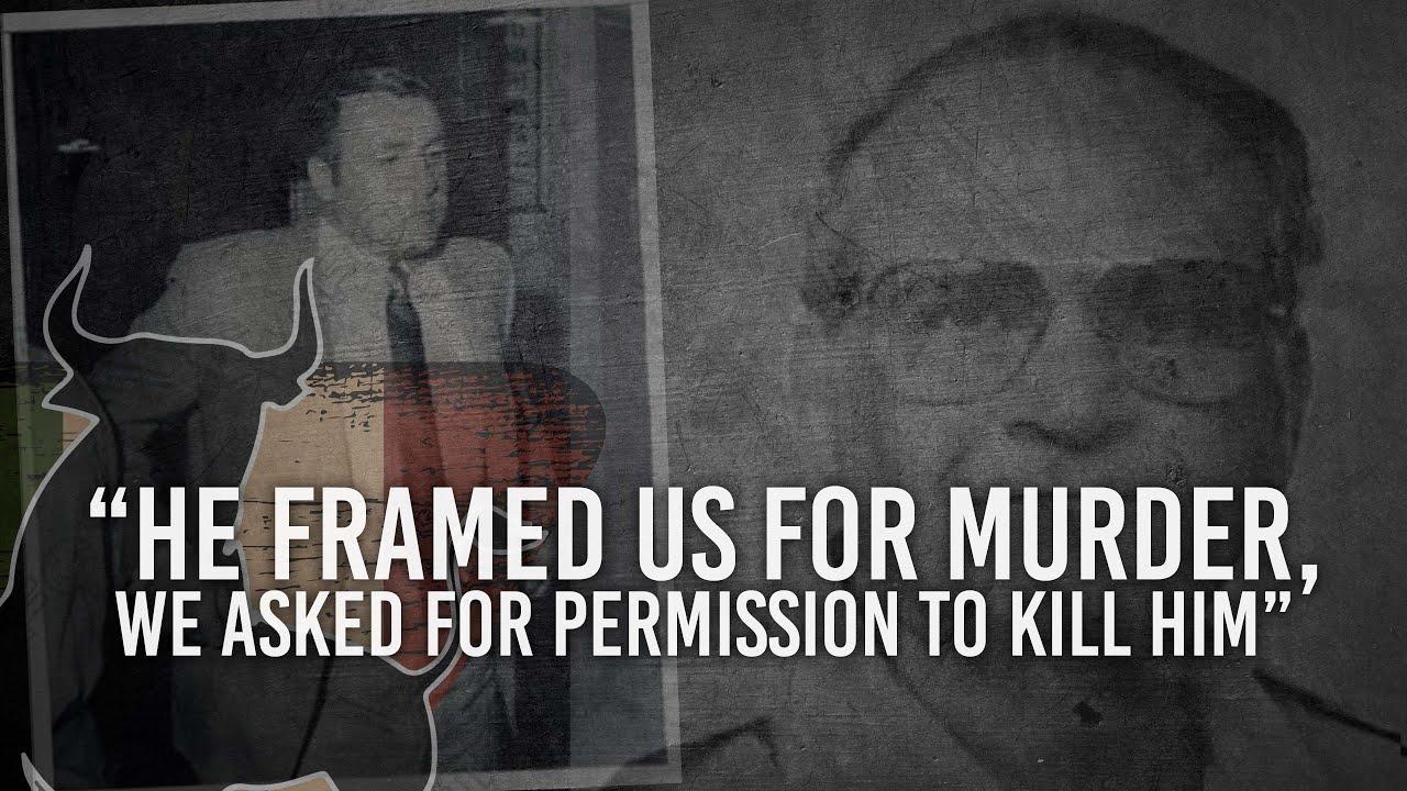 """He Framed Us For Murder, We Asked For Permission To K*ll Him""   Sammy ""The Bull"" Gravano"