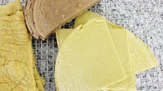 Gluten-free 3 ingredient plantain paleo bread