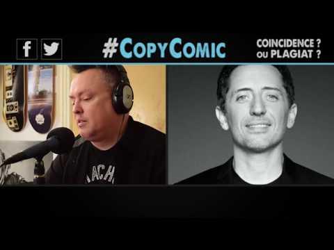 #CopyComic - Gad Elmaleh Partie 2 'Les Gaderies'