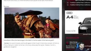 FFXIV Stormblood: New Details From JP Interviews (RDM Gear, Kugane Details & More)