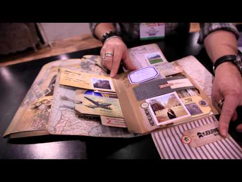 Tim Holtz - Idea-ology Collection Folios