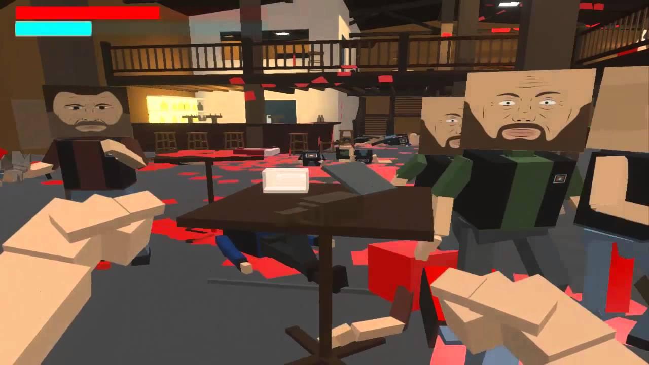 Скачать симулятор драка в баре