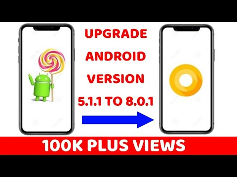 [No Root] Upgrade Android Version 5.1.1 Into 8.0.1