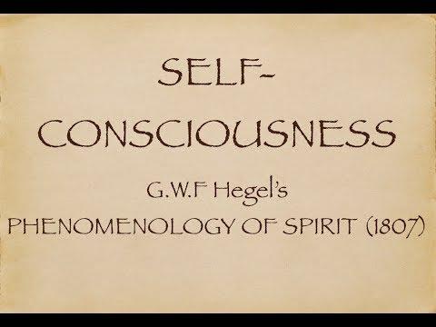 self-consciousness---hegel's-phenomenology-of-spirit