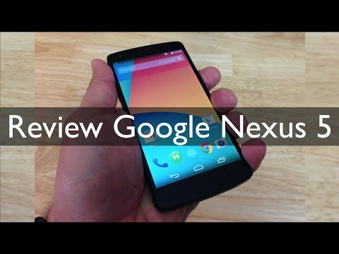 Review Google Nexus 5 - Análisis completo