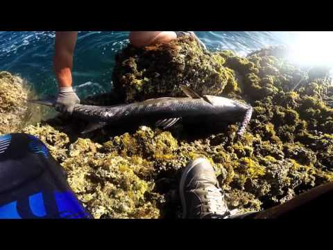 """MEAN morning MISH""# landbased popping Samoa 2015 Gopro"