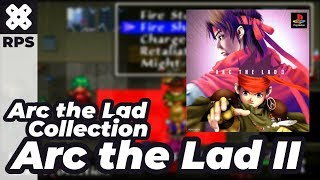 New Game - Arc the Lad Collection Arc the Lad 2 - Gameplay - No Commentary (PSX - ePSXe)
