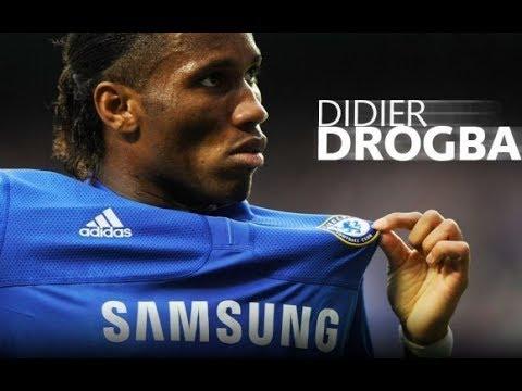 Didier Drogba 1998-2018• Goodbye Football