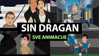SIN DRAGAN *SVE ANIMACIJE*