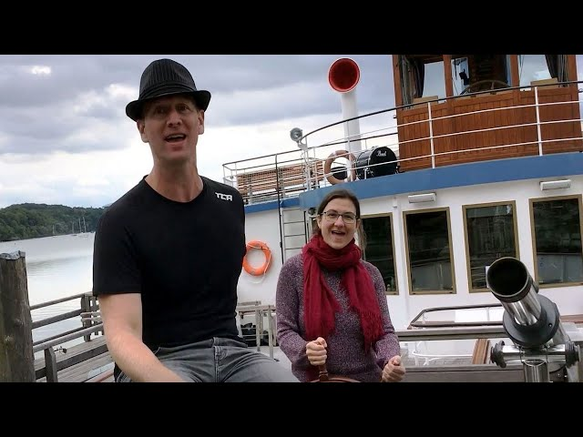 Thomas Bauer & Angels' Share - PADDLE STEAMER