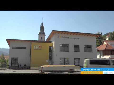 Kako izolira fasado najhitrejši Slovenec?  Izjava Matic Osovnikar - Osovnikar zobozdravniki