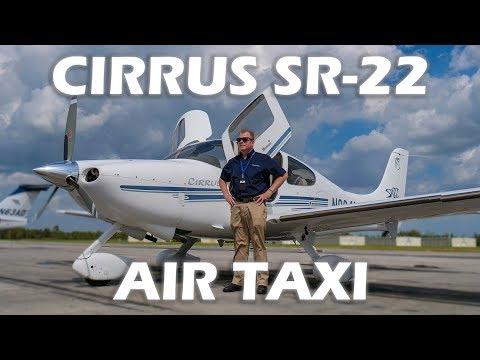 Cirrus SR-22 - Air Taxi