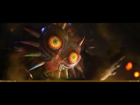Wallpaper The Legend of Zelda: Majora's Mask - Wallpaper Engine - Steam