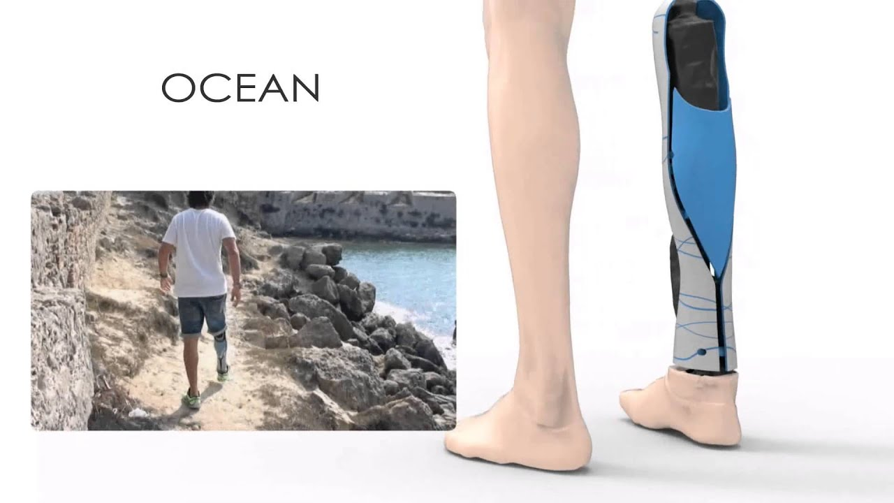 Waterproof Prosthesis Cover by Dry Pro - Reusable