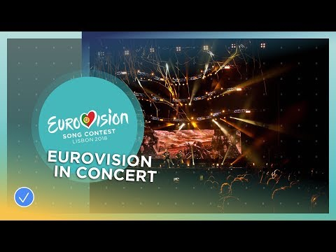 Thirty-two participants performed at Eurovision In Concert (Recap)