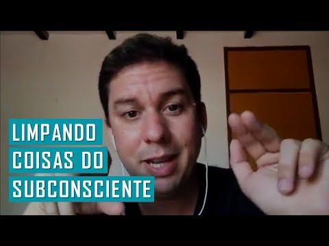 Como Vou Limpar Coisas Que Estão No Meu Subconsciente?   André Lima   EFT