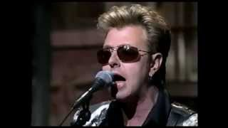 The Brian Setzer Orchestra - Brand New Cadillac (1st TV Appearance)