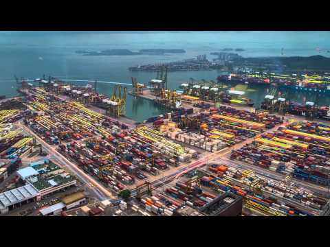 World's 2nd Busiest Port, Singapore
