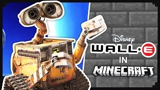 WALL·E + Minecraft = This