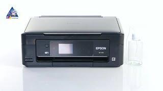Вывод памперса для Epson Expression Home XP-413/313