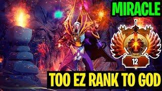 Too Ez Rank To Miragod!! - Invoker - Dota 2