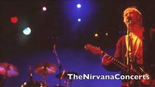 Nirvana - Sliver (Live at Roskilde Festival, Denmark, 1992)