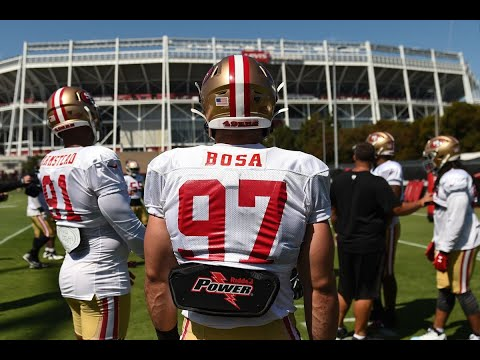 Nick Bosa Injury Update And 49ers Release First Depth Chart