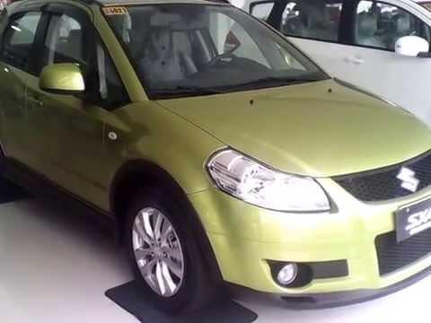 Suzuki SX4 Crossover Sports Limited Review