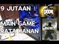 PC 9 JUTAAN MAIN GAME HIGH O,O | I5 6400 FT GTX 1060 | RAKIT PC