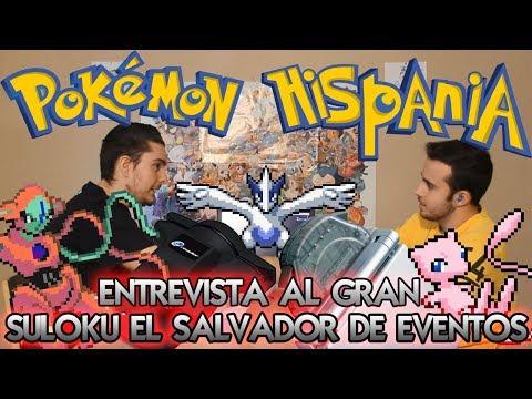 Entrevista a Suloku, el hombre que rescató los eventos perdidos [Pokémon Hispania]