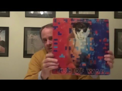 Tug Of War McCartney Album Review