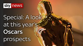 Special: A look at this year's Oscars prospects thumbnail